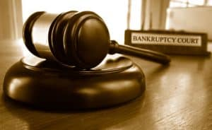 Bankruptcy as an option